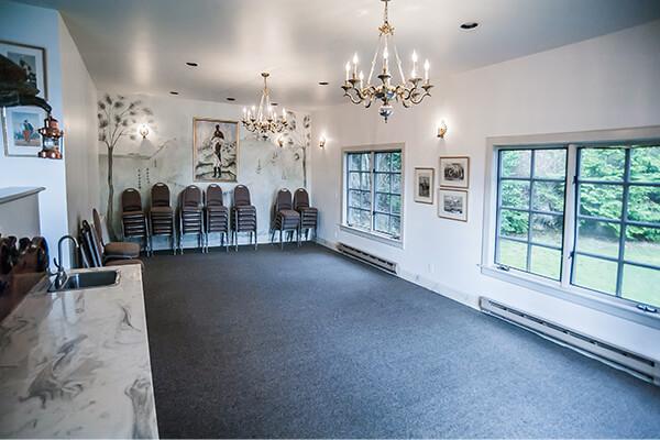 Garrison Hall meeting room