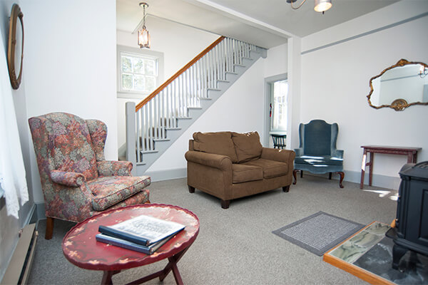 Unit 1 Living Room