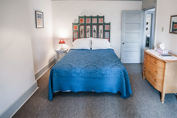 Unit 2 east bedroom