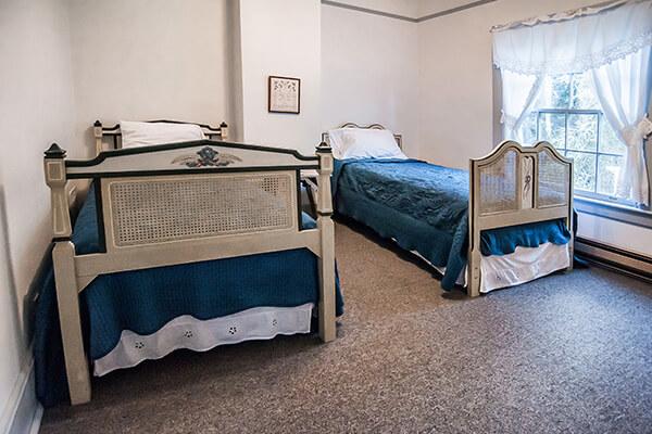 Unit 2 west bedroom