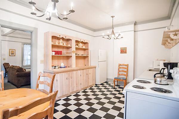 Unit 8 kitchen